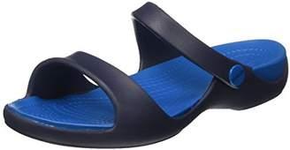 Crocs Women's Cleo V Flat Sandal