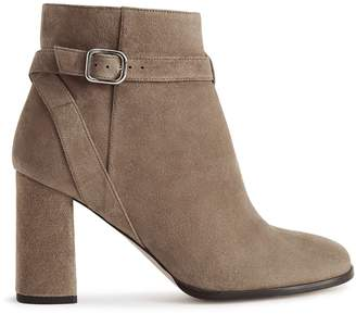 Reiss Fulham Suede Ankle Boots