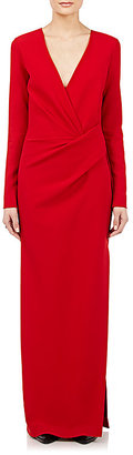 Lanvin LANVIN WOMEN'S LONG-SLEEVE GOWN $2,440 thestylecure.com