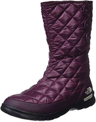 The North Face Women's Thermoball Button-Up Insulated Snow Boots,7 (40 EU)