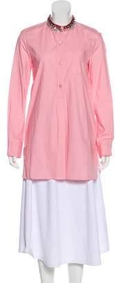 Marni Embellished Long Sleeve Tunic w/ Tags Embellished Long Sleeve Tunic w/ Tags
