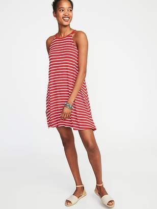 Old Navy Suspended-Neck Swing Dress for Women