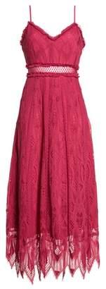 Foxiedox Gloria Lace Midi Dress