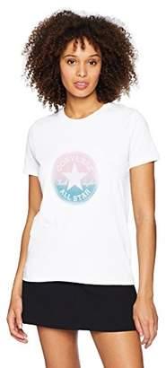 Converse Ombre Chuck Patch Short Sleeve Crew T-Shirt