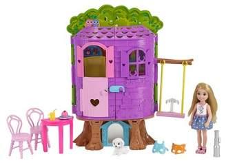 Mattel Inc. Barbie Club Chelsea Treehouse