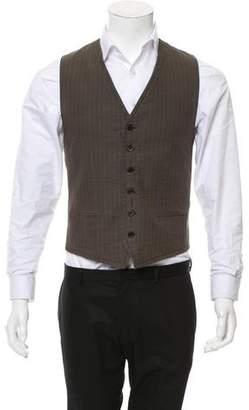 Marc Jacobs Striped Suit Vest