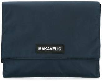 Makavelic accordion PC clutch