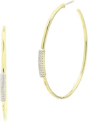 Freida Rothman Radiance Delicate Hoop Earrings