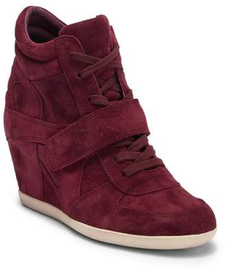 Ash Bowie Lace-Up Wedge Sneaker