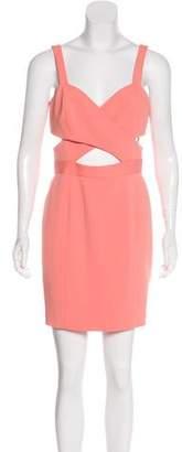 Jay Godfrey Sleeveless Mini Dress w/ Tags