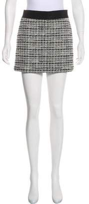 Milly Tweed Mini Skirt w/ Tags