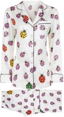 Olivia Von Halle Lila Minny Pyjama Set