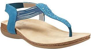 Bandolino Casual Thong Footbed Sandals - Honour