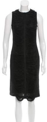 Hanley Mellon Midi Fringe Dress w/ Tags