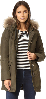 Woolrich Luxury Arctic Parka $795 thestylecure.com
