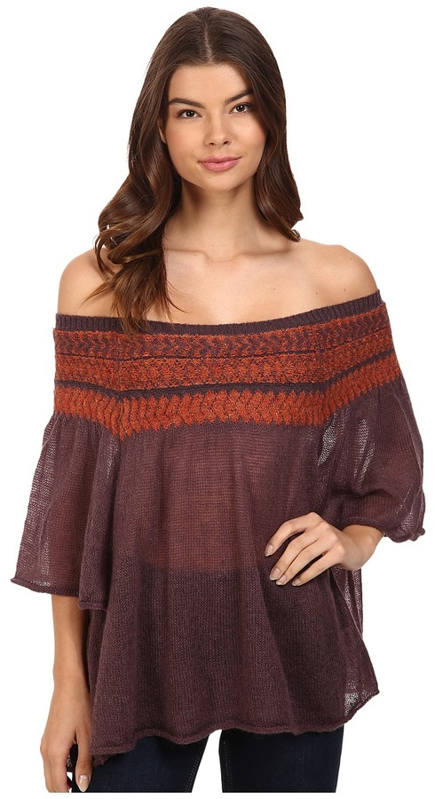 Free People Lock Lomand Off the Shoulder Top