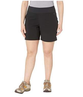 Columbia Plus Size Bryce Canyontm Hybrid Shorts