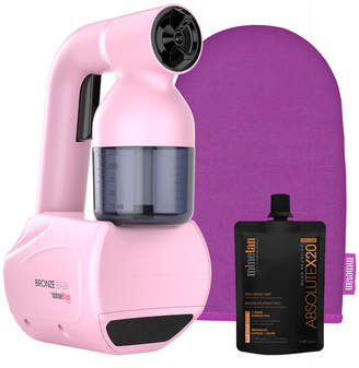 Minetan MineTan Bronze Babe Personal Spray Tan Kit - Pink 50ml