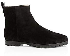 Stuart Weitzman Women's Riley Suede Ankle Boots