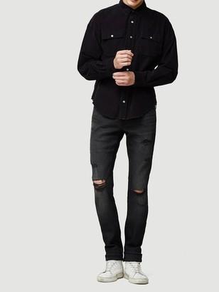 Frame Cord Shirt