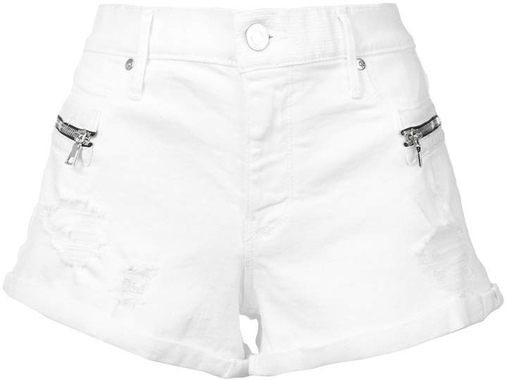 RtA Vincent hip zip short