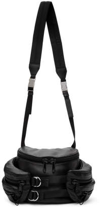 Alexander Wang Black Double Buckle Bag