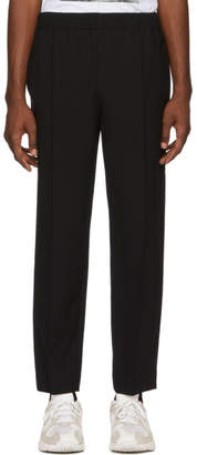 Alexander Wang Black Splittable Tailored Trousers