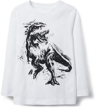 Crazy 8 Crazy8 Angry Dino Tee