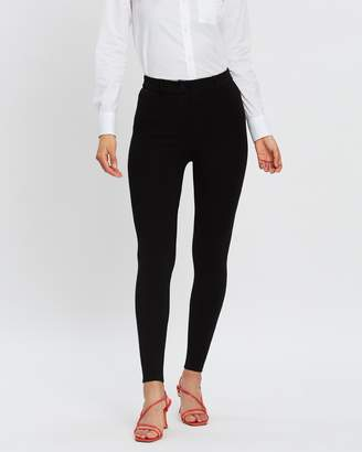 Dorothy Perkins One Button Treggings