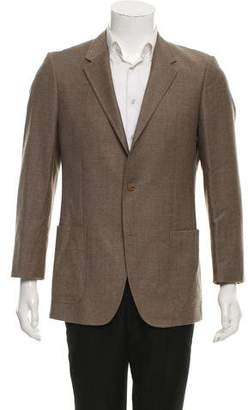 Calvin Klein Collection Two-Button Blazer