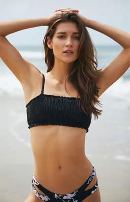 MinkPink Provisions Bandeau Bikini Top
