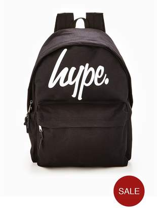 Hype Large Logo Backpack