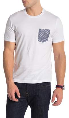 Original Penguin Geo Patterned Pocket Tee