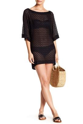 Jordan Taylor Dolman Sleeve Knit Dress