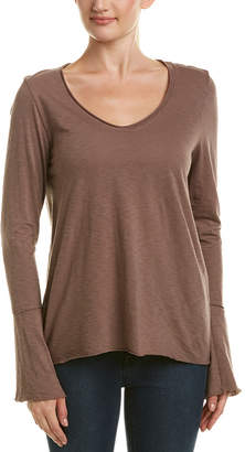 Michael Stars Bell-Sleeve Top