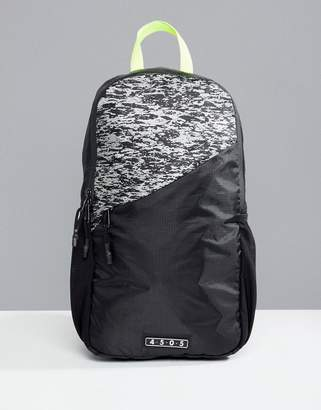 Asos 4505 Running Backpack In Black