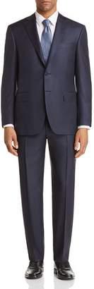 Canali Sharkskin Classic Fit Suit