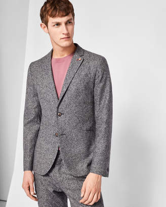 SNIPES Semi plain wool jacket