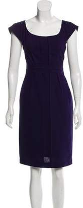 Philosophy di Alberta Ferretti Knee-Length Sheath Dress
