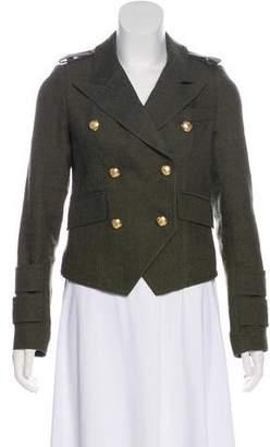 Smythe Wool Military Blazer
