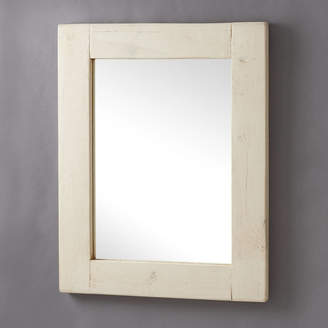 horsfall & wright Chunky White Old Wood Framed Mirrors