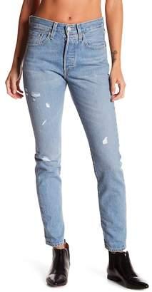 "Levi's 501 Skinny Jeans - 30\"" Inseam"