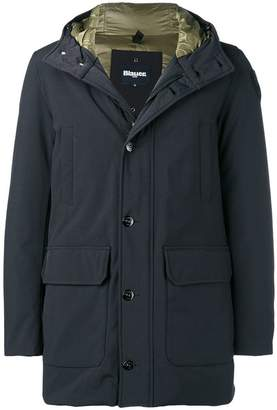 Blauer hooded jacket