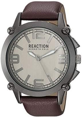 Kenneth Cole Reaction Men's 'Sport' Quartz Metal Casual Watch