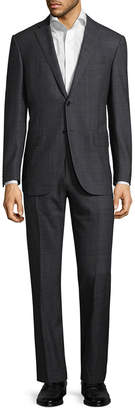 Corneliani Wool Notch Lapel Suit