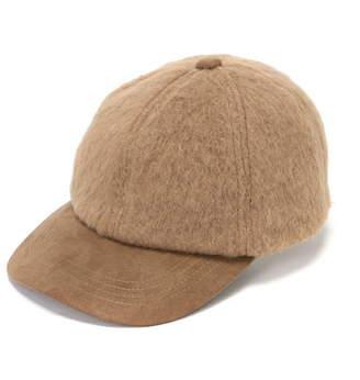 Dukkah (ドゥカ) - Dukkah (L)シャギーキャップ ウィゴー 帽子/ヘア小物