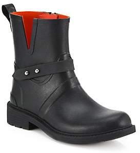 Rag & Bone Women's Moto Rain Boots