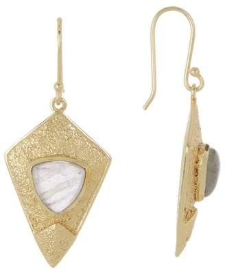 Sole Society Kite Drop Earrings