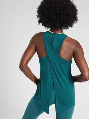 Athleta Essence Vital Tie Back Tank