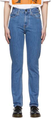 Calvin Klein Jeans Est. 1978 Blue Narrow Jeans